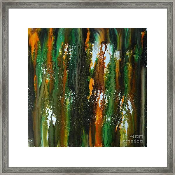 Spring Of Duars Framed Print