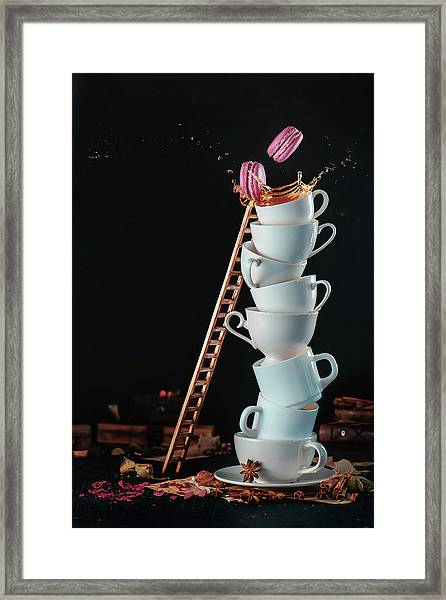 Unreachable Sweets Framed Print