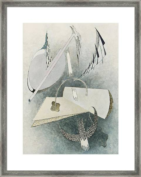 Unsolved Mystery Framed Print by David Douthat
