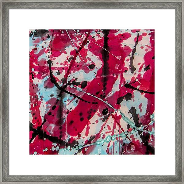 My Bloody Valentine Framed Print