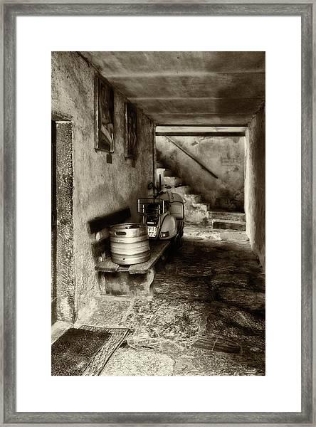 Untitled 097 Framed Print
