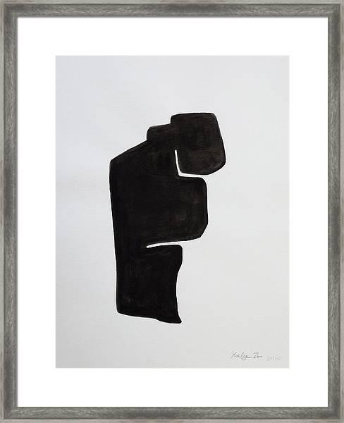 Untitled 1 Framed Print