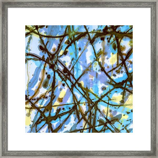 Surfin Jack Framed Print