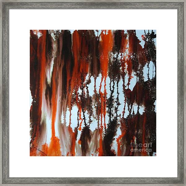 Sunrise Of Duars Framed Print
