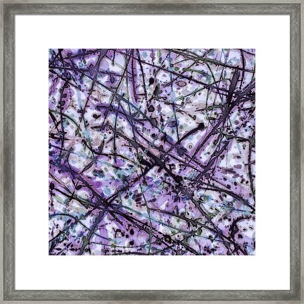 Enchanted Maleficent Framed Print