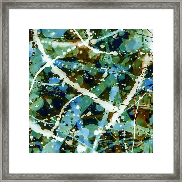 The Emerald City Framed Print