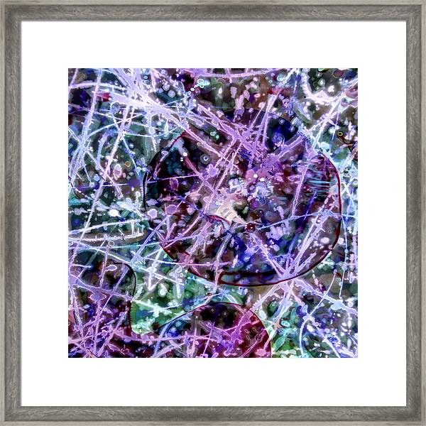 Hot Child In The City Framed Print