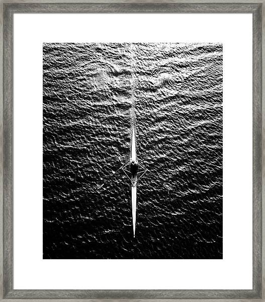 Untitled Framed Print by Friedhelm Hardekopf