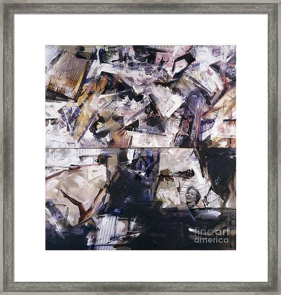 Untitled I '90 Framed Print