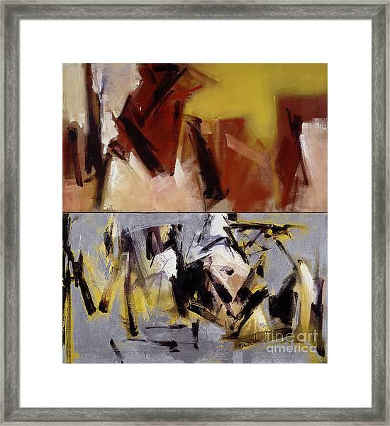Untitled IIi '91 Framed Print