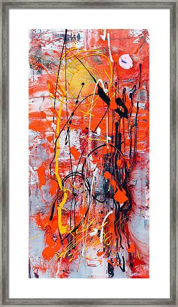 Untitled Number Thirteen  Framed Print