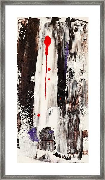 Untitled Number Twelve Framed Print