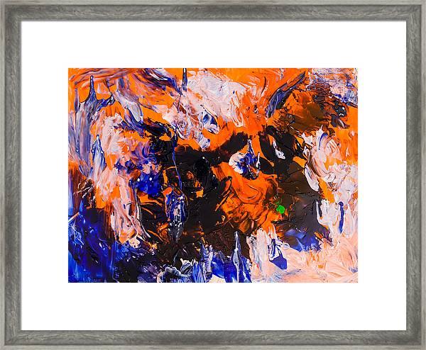Untitled Number Twenty Five Framed Print