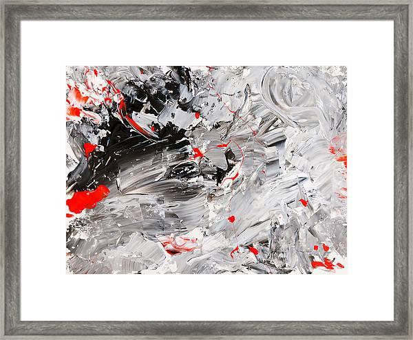 Untitled Number Twenty Two Framed Print