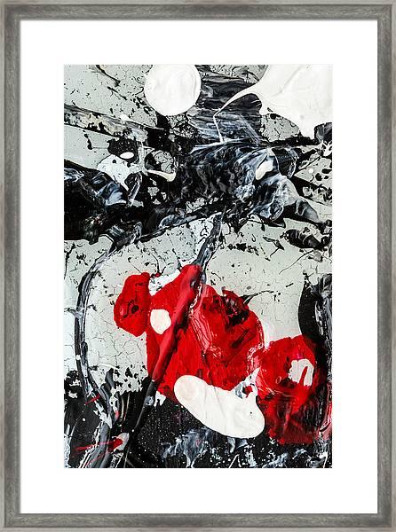 Untitled Number Two  Framed Print
