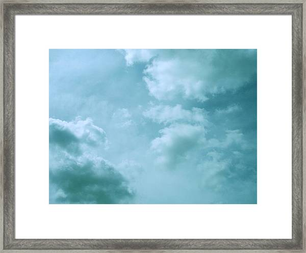 Up Into The Heavens Framed Print