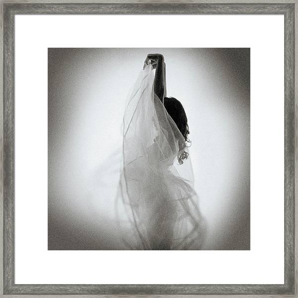 Uplift Framed Print by Mel Brackstone