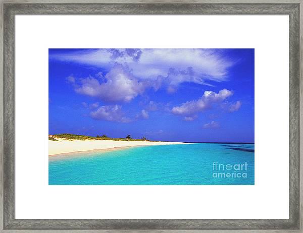 Upper Shoal Bay Framed Print