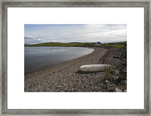 Ura Firth Framed Print by Steve Watson