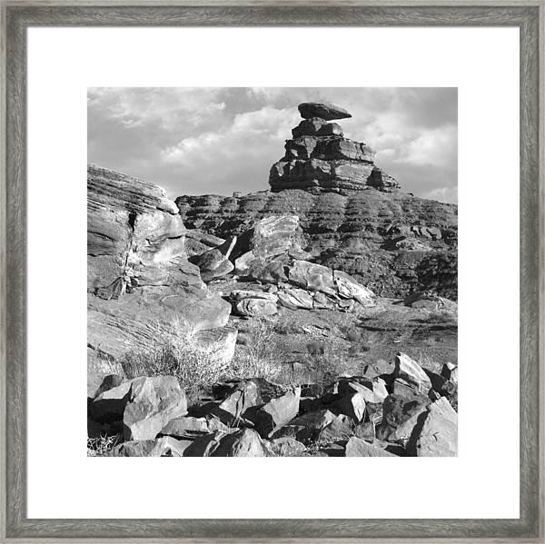 Utah Outback 38 Framed Print