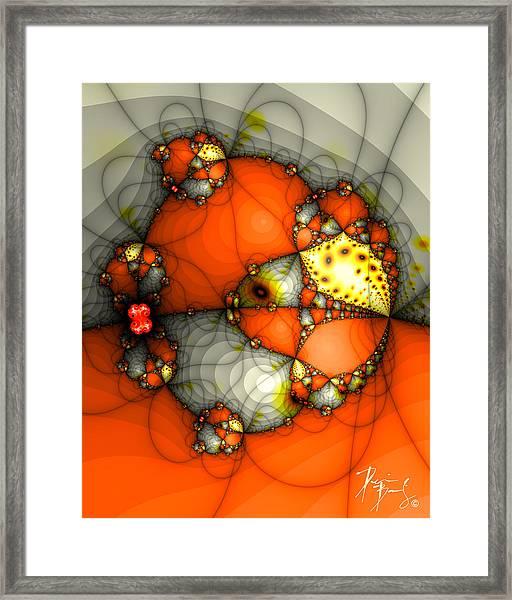 V-01 Framed Print