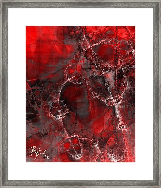 V-04 Framed Print
