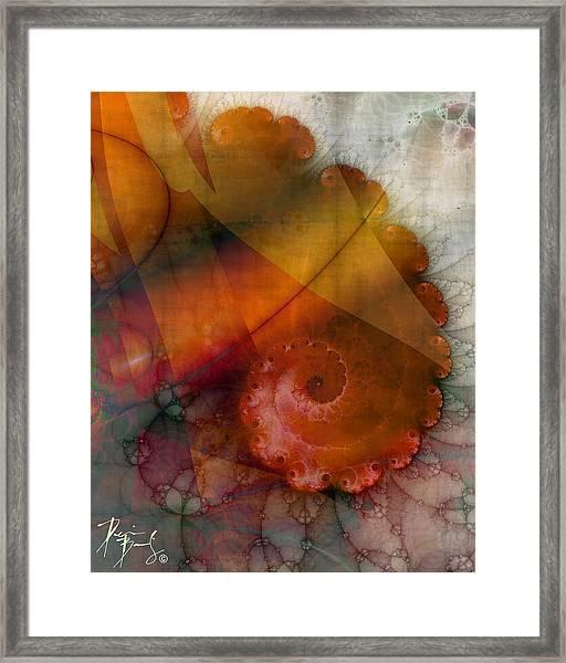 V-06 Framed Print