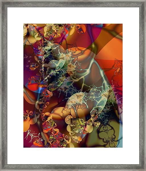 V-07 Framed Print