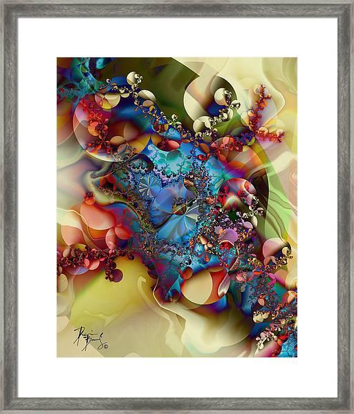 V-09 Framed Print