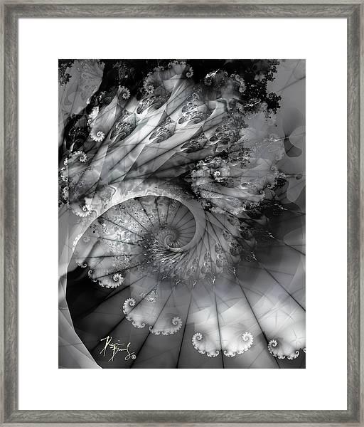 V-11 Framed Print