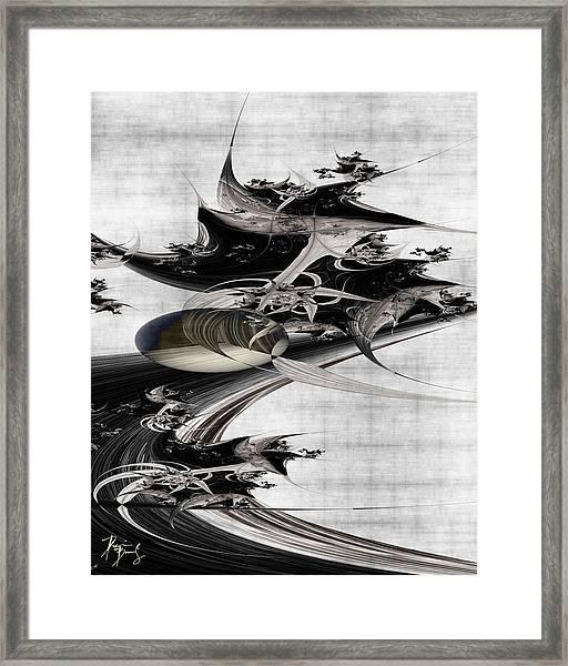 V-41 Framed Print