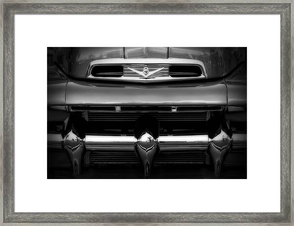 V8 Power Framed Print