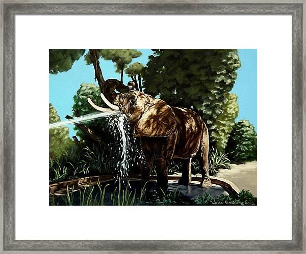 Valerie Framed Print