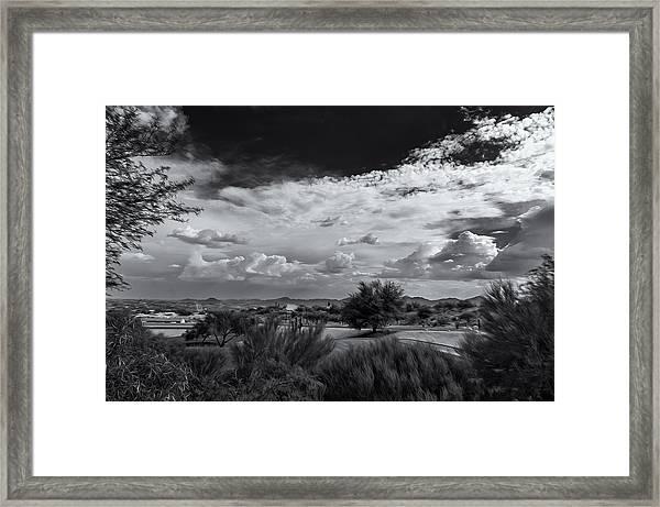Valley Daydream Framed Print