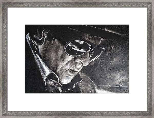 Van Morrison -  Belfast Cowboy Framed Print