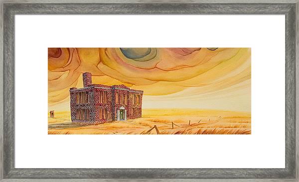 Venanda Framed Print