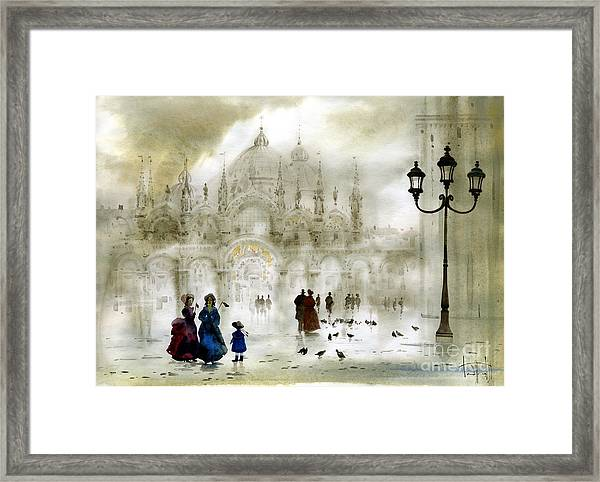Venice IIi Framed Print by Svetlana and Sabir Gadghievs