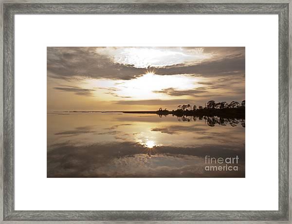 Vespers Framed Print