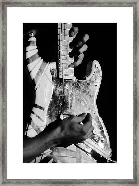 Vh #1 Framed Print
