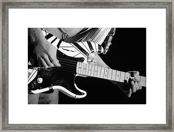 Vh #3 Framed Print