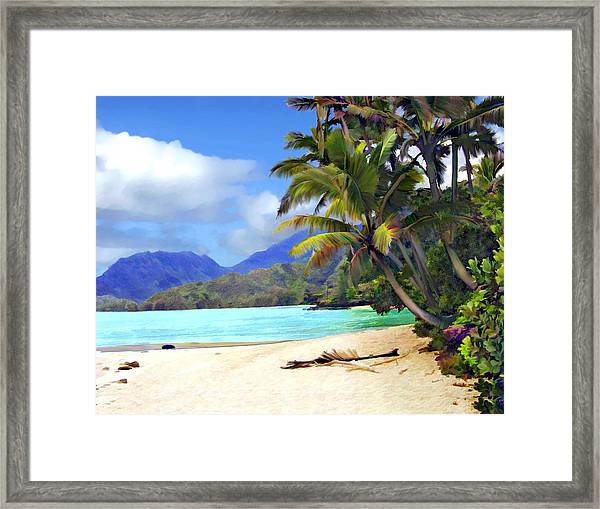 View From Waicocos Framed Print