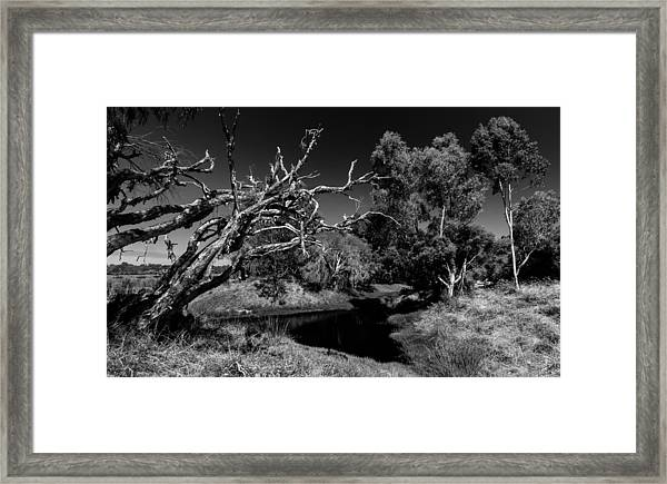 View Over North Lake Framed Print