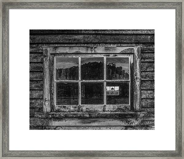 Viewpoint Framed Print by Andreas Agazzi