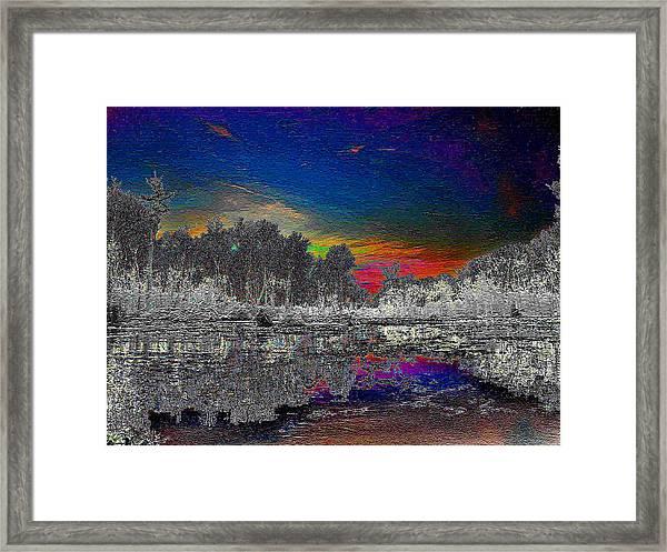 Virginia Landscape Art #1  Framed Print