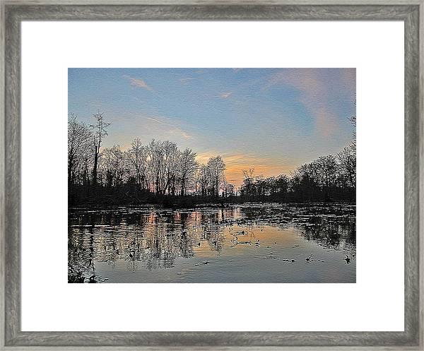 Virginia Landscape Art #1b Framed Print