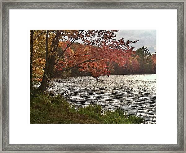 Virginia Landscape Art Framed Print