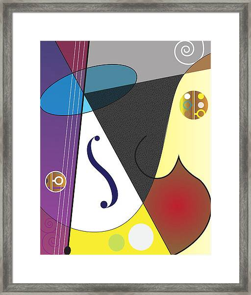 Virtuoso Framed Print