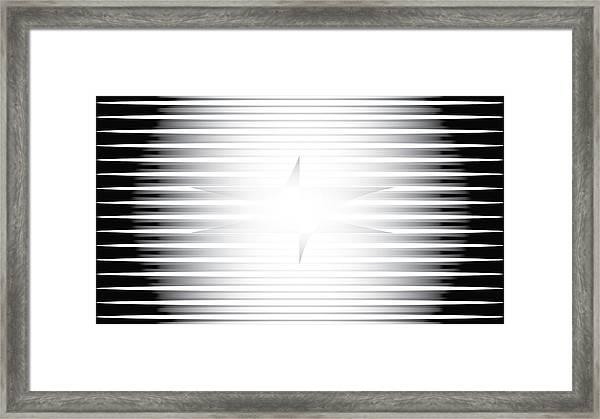 Vision Chamber Framed Print
