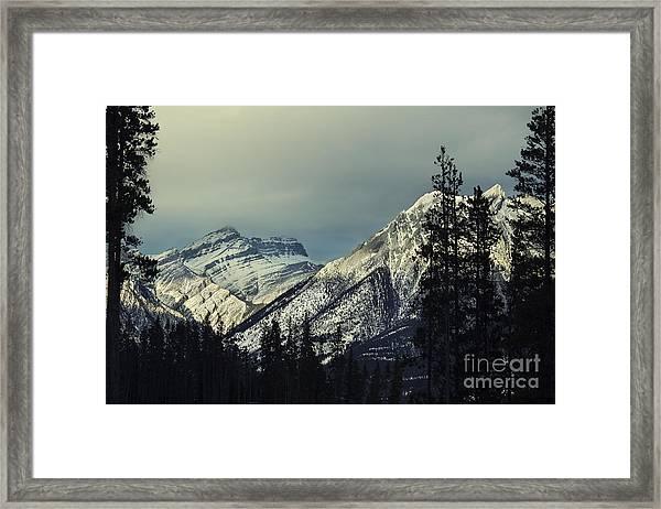 Visions Prelude Framed Print