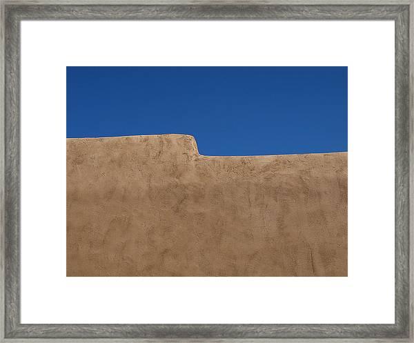 Visual Mantra Framed Print